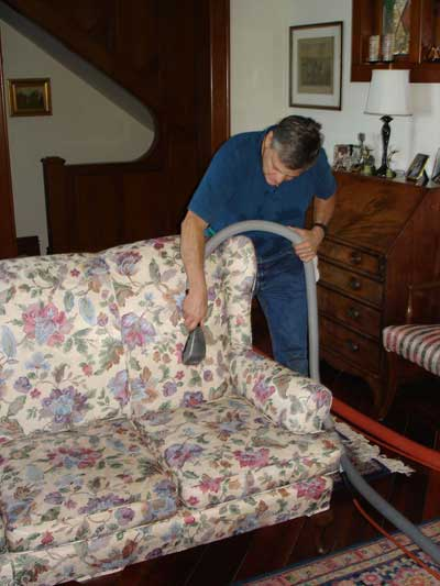 чистка на дому матрасов Троицк цены